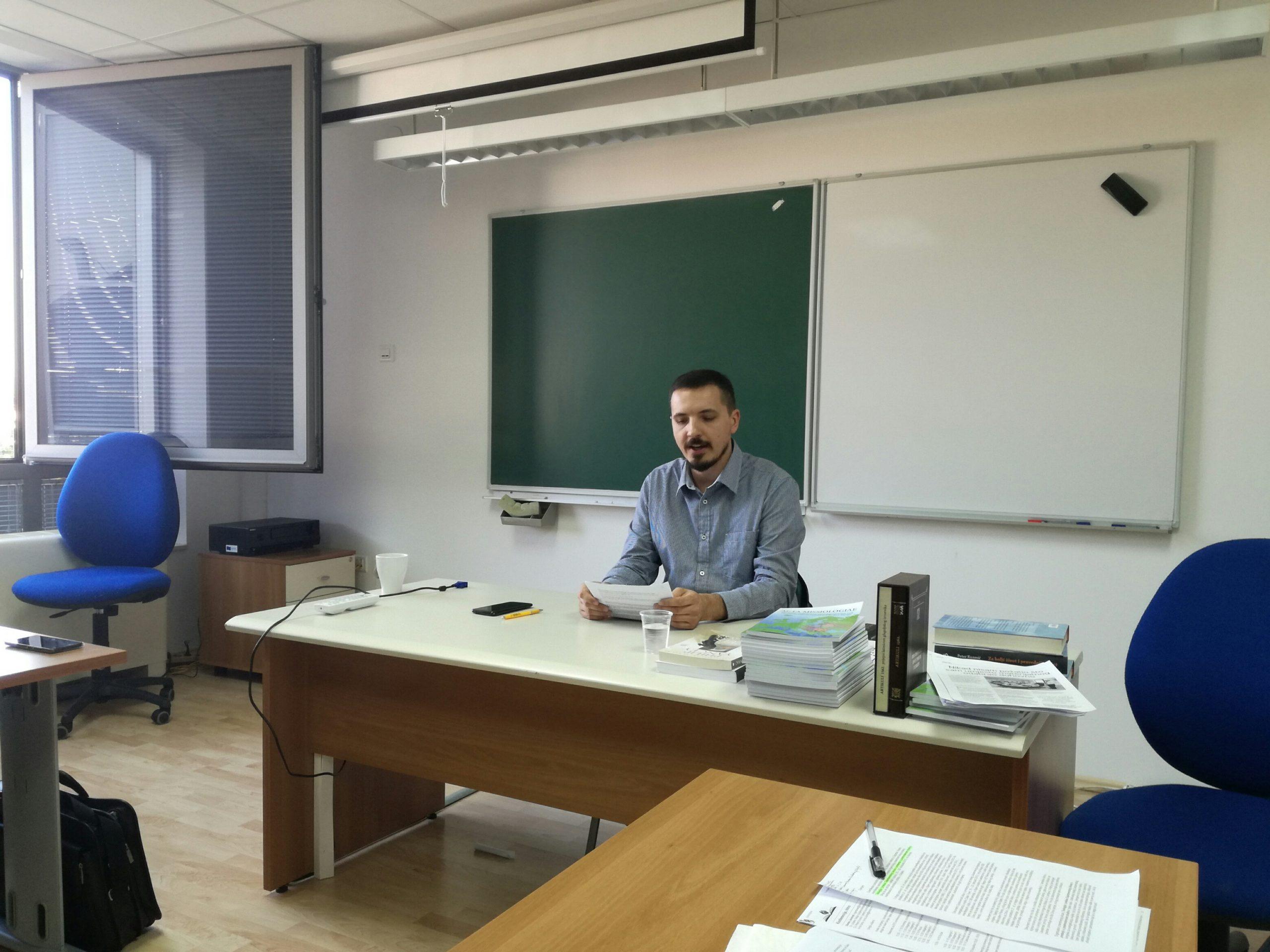 David Kovačević ETD Osijek 26.10.19